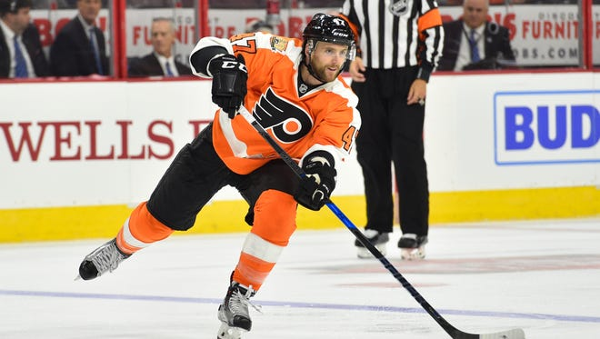 None of the Flyers have played more in the preseason than defenseman Andrew MacDonald.