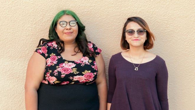 Esmerelda Ferrales and Melissa Perez, students in NMSU's Department of Anthropology, have been awarded the Cheryl L. Wase Memorial Scholarship.