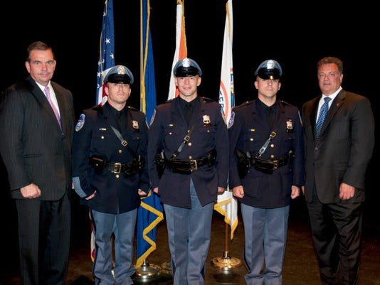 Westchester County Police Academy Graduation