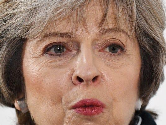 EPA BRITAIN POLITICS BREXIT POL GOVERNMENT GBR
