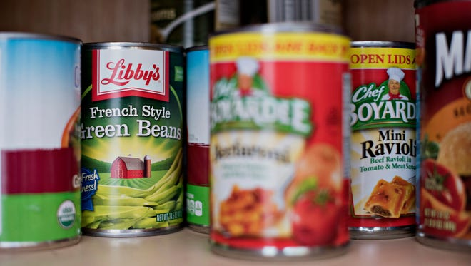 ConAgra Foods Libby's brand green beans.