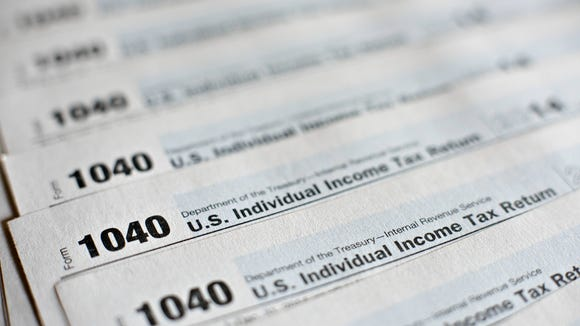 U.S. income tax forms