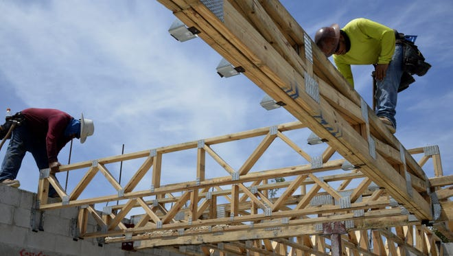 The far western counties of WNC are seeing upward trends when it comes to housing.