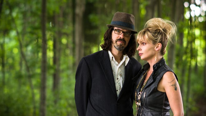 The core of Over the Rhine is the husband-and-wife team of Linford Detweiler, pianist/guitarist/bassist, and Karin Bergquist, vocalist/guitarist.
