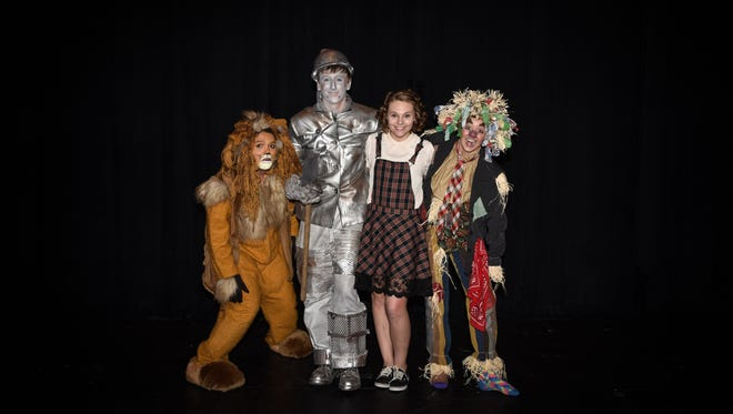 "Merrill High School will present ""The Wiz"" with performances Thursday through Saturday."