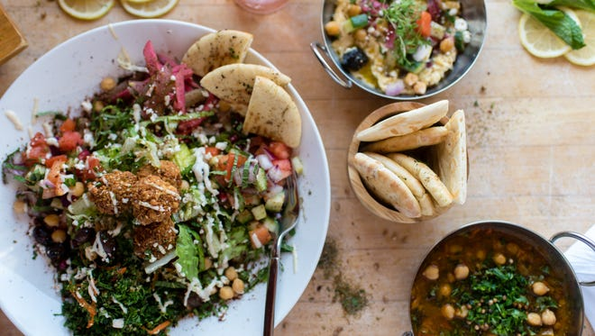 Baba Nahm will bring fast and healthy Middle Eastern fare to the Grove Arcade.