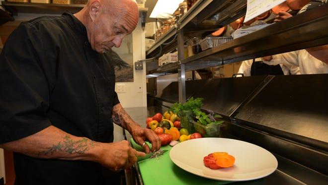 Chef Steven Santoro