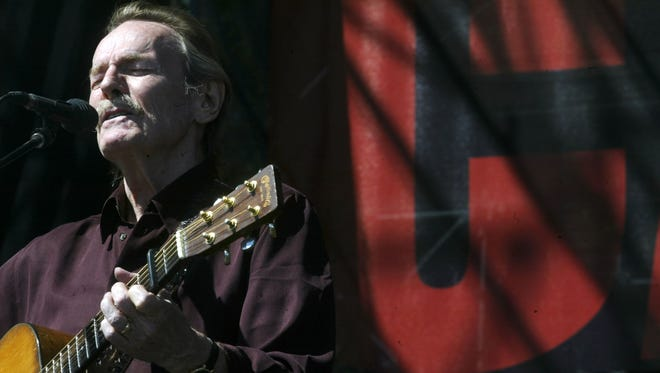 Gordon Lightfoot is celebrating his 50 years as a musician with a cross-country tour including a stop at the Meyer Theatre in Green Bay.