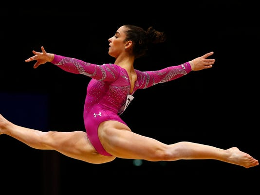 Usas aly raisman finishes disappointing fifth in worlds all around m4hsunfo