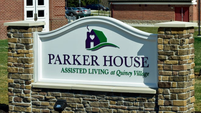 Parker House Assisted Living at Quincy Village held a dedication ceremony on Thursday March 9, 2017.