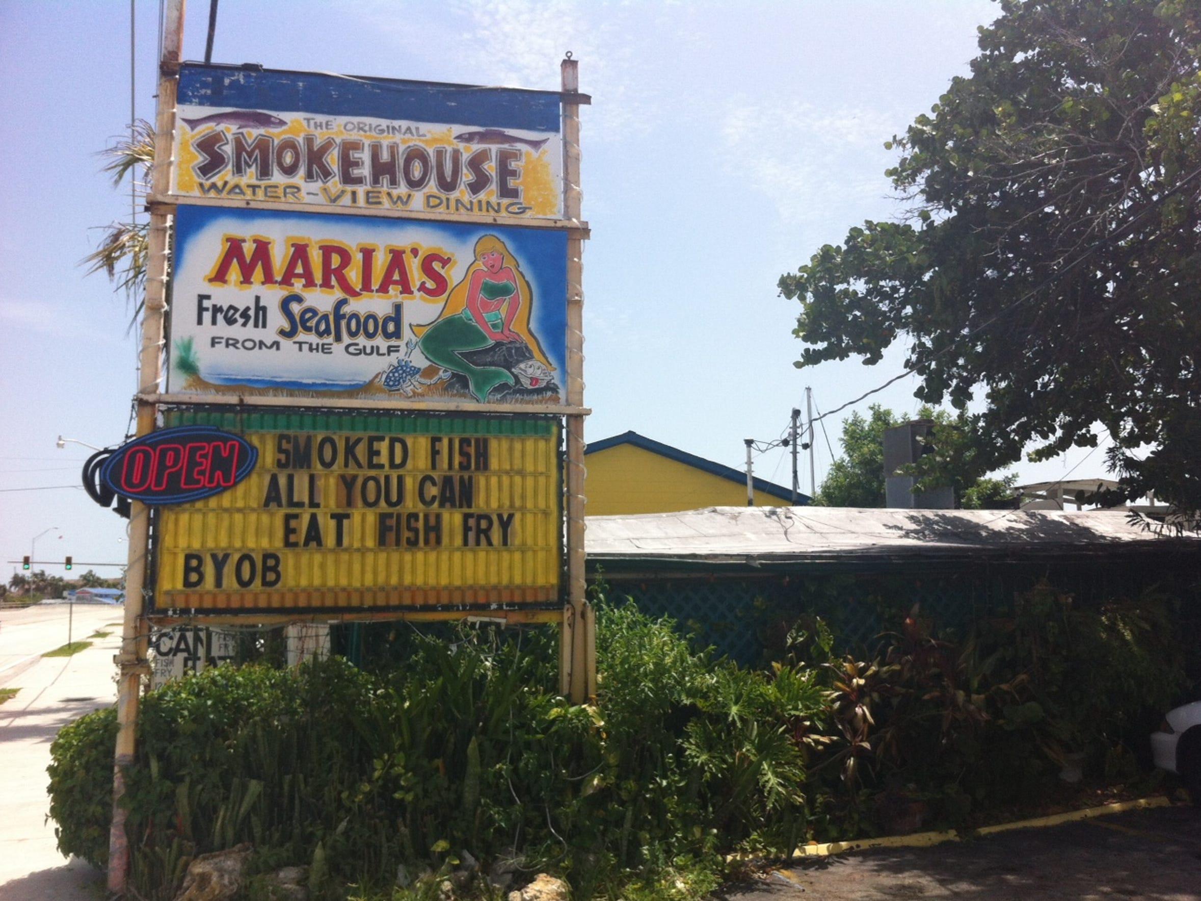 Maria's Smokehouse