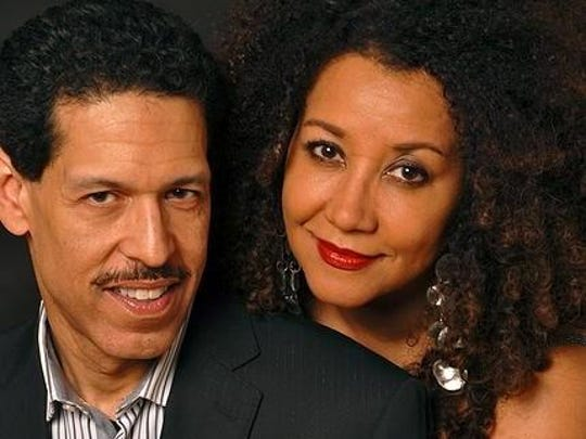 Charles and Gwen Scales will perform at St. Clair Jazz Festival.