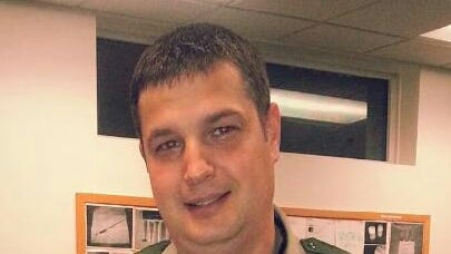 Polk County Sheriff's Office Reserve Deputy Troy Cline accidentally fired one round into the passenger-side door of a vehicle involved in a car chase that began in Grimes and ended in Urbandale about 6 p.m. Sunday, authorities said.