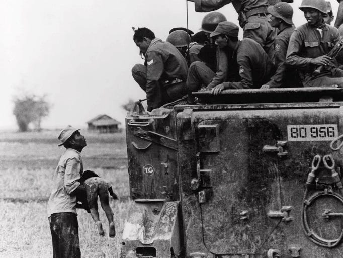 an analysis of a look back at the vietnam war Tomdispatch north korea tells its people terrible things about what the an analysis of a look back at the vietnam war american forces did during the korean war.
