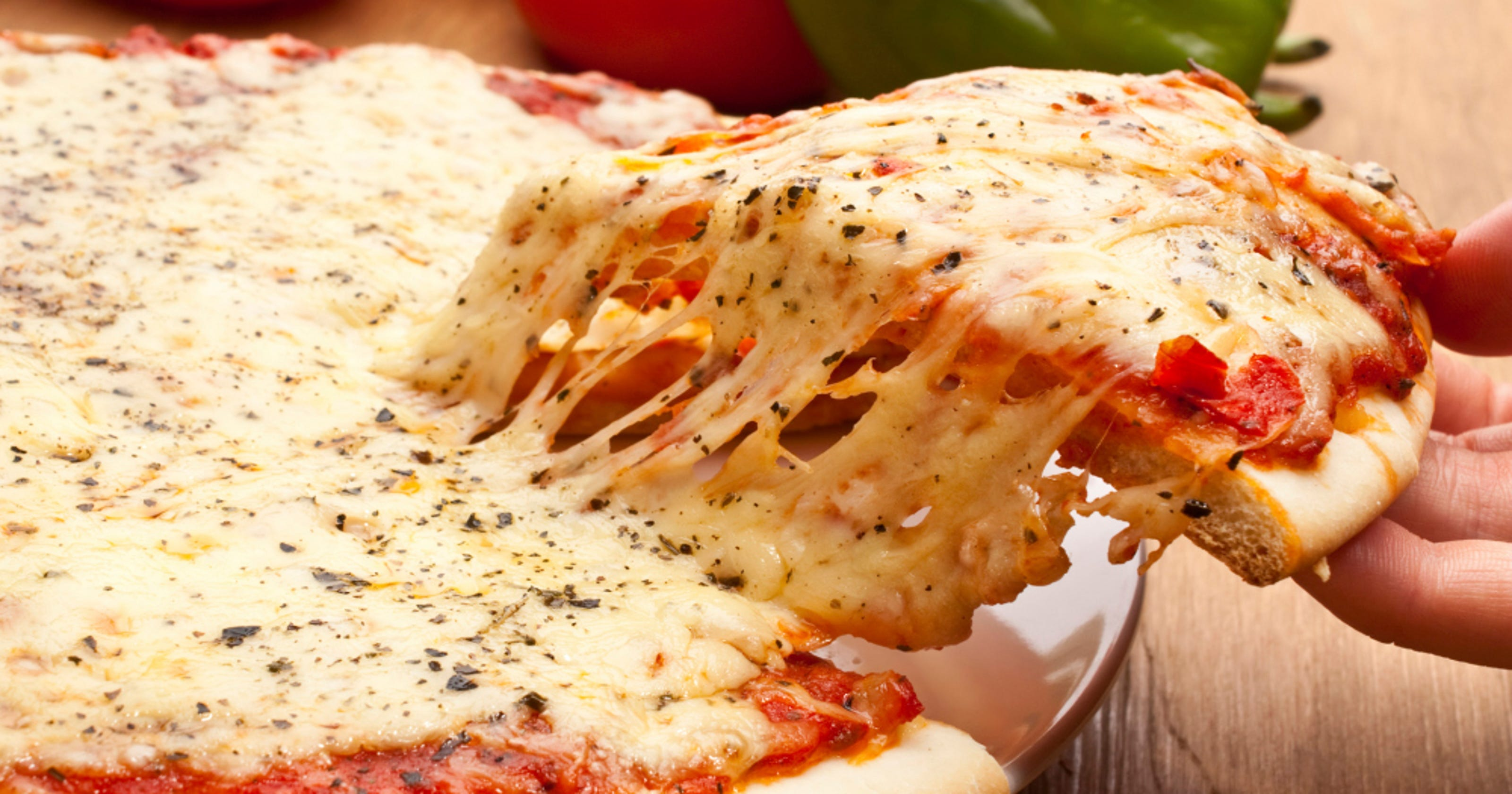 National Cheese Pizza Day Where To Get Cheesy Specials Wednesday - Round table small pizza price