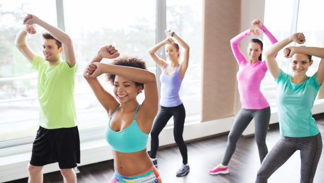 Dance for a good cause at the Zumba Party to benefit Women at the Well Grace House Transitional Shelter 6:30 to 8 p.m. Friday, Sept. 2 at Flex Fitness, 5115 Commercial St. SE.