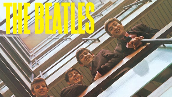 """Please Please Me"" by The Beatles."