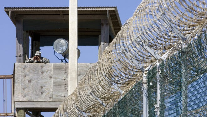 Arizona soldiers are deploying Dec. 29, 2017, for Guantanamo Bay and will be gone for about nine months.