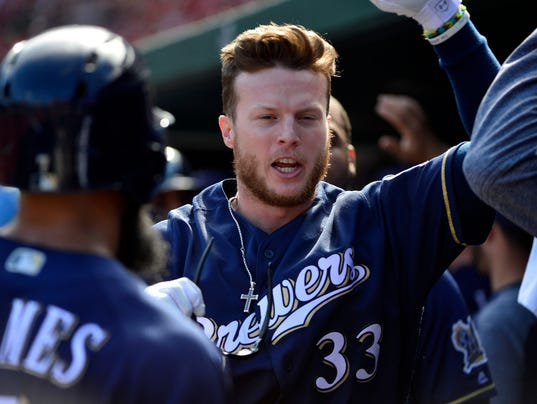 MLB: Milwaukee Brewers at St. Louis Cardinals