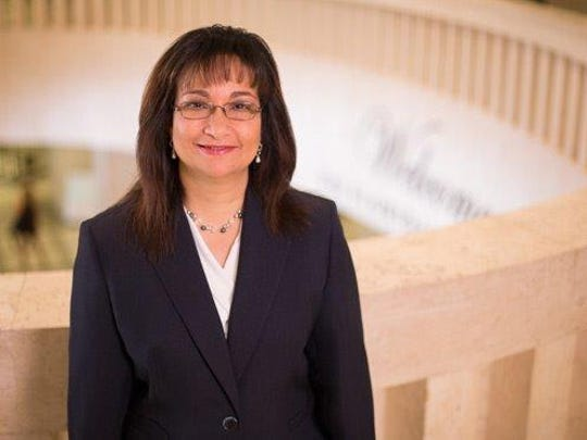 Courtesy of Gunster Law Firm Lila Jaber leads the Government