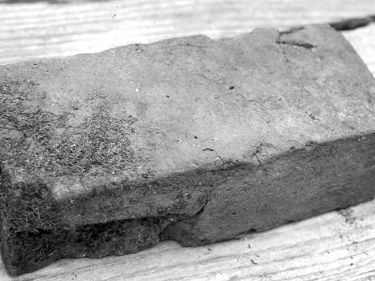 William Merritt used the ancient clay beds near Croton Lake, now called Ice Pond, to produce bricks.
