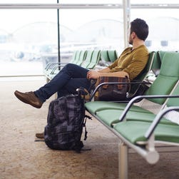 How early should you really arrive for your flight?