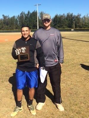 Island Coast junior Felix Camacho named Player of the Week by NSR