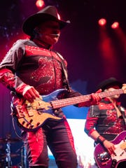 The band Bronco will perform in El Paso in November.