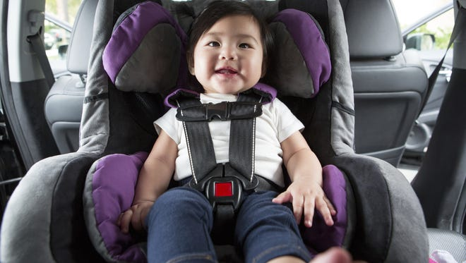 You can learn how to install a car seat at agencies across the Valley.