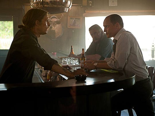Johnny McPhail in an episode of 'True Detective' with
