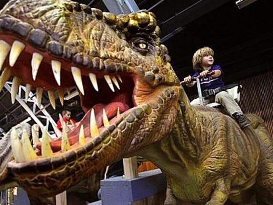 T. Rex Planet pic