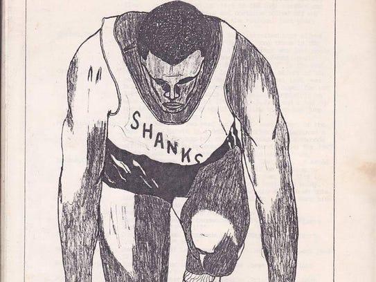 Legendary Quincy Shanks track coach James Pelham used