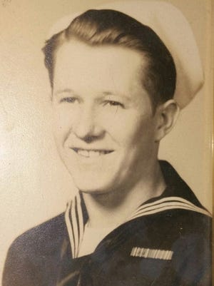 The late Eddie Morris was granted medals for his service in WWII this week.