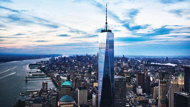 Located at levels 100-102 of One World Trade Center, One World Observatory offers stunning views of the city.