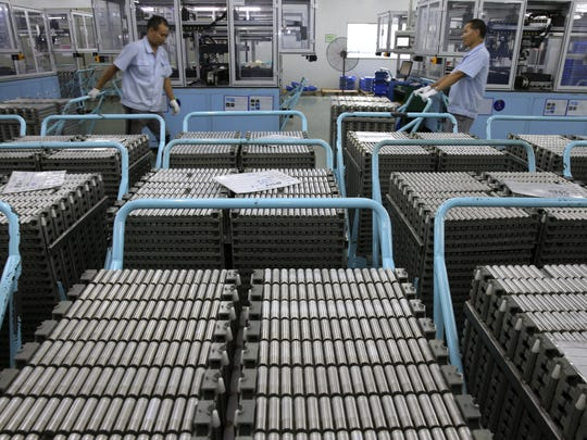 Lithium Ion Batteries Recycling