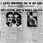 Democrat & Chronicle article from January 30, 1942.