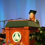 The Binghamton University Commencement ceremonies were held May 20-22 at the BU Events Center.