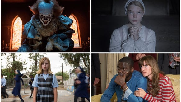 There are plenty of scary films to see on Oct. 13,