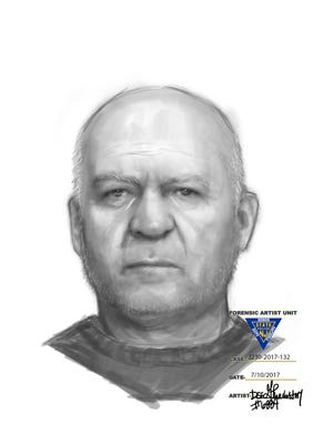 Hanover Detectives are asking the public to help identify the man in this New Jersey State Police sketch.