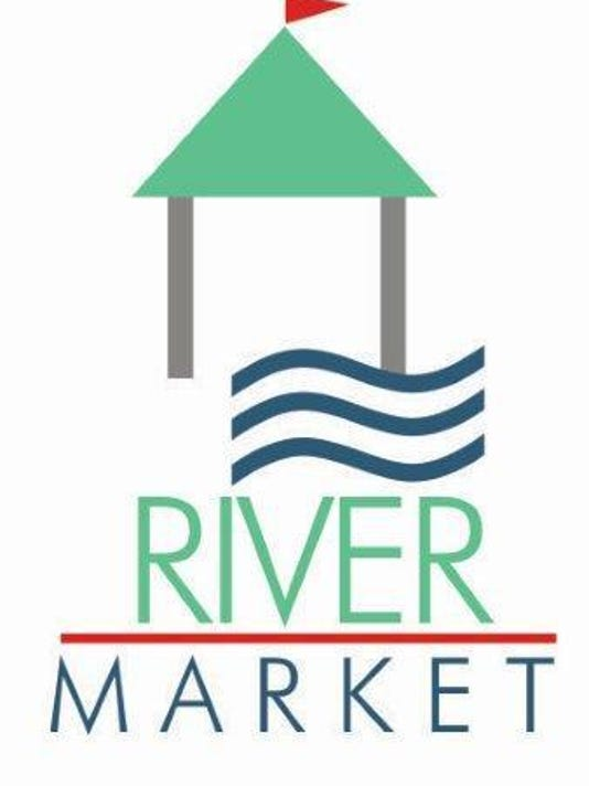 RiverMarket tall and skinny logo