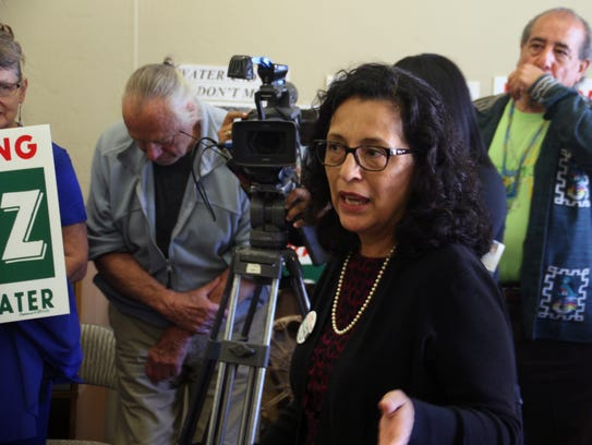 Dr. Laura Solorio explains why she supports voting