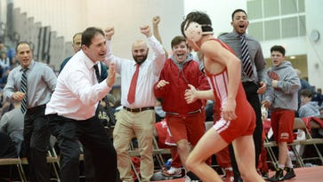 WRESTLING: Mazzeo's decision clinches state title No. 31 for Paulsboro