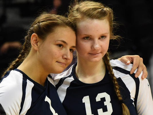 State Volleyball Tournament - 3960