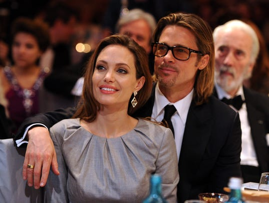 We may not ever see a photo from the wedding of Brad Pitt and Angelina ...