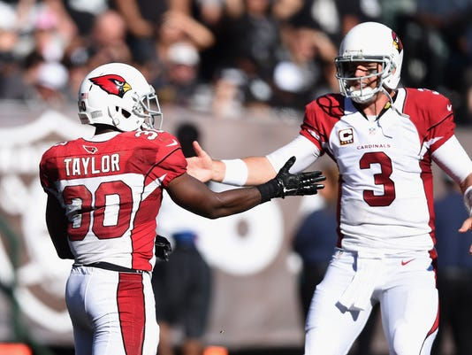 Arizona Cardinals v Oakland Raiders