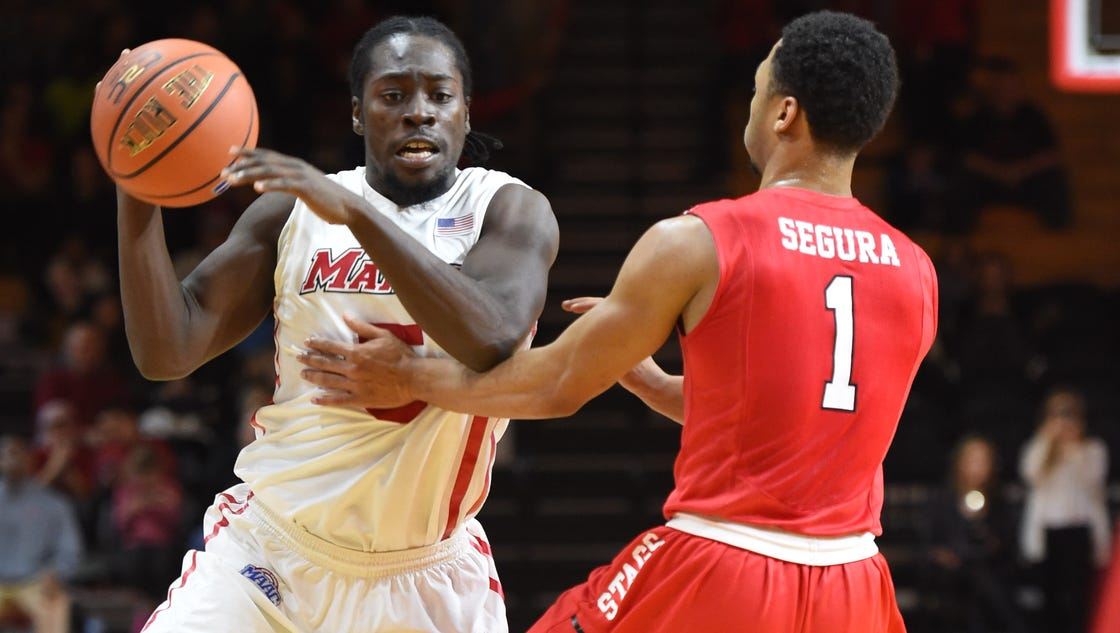 Marist men take on 'monster' Monmouth with momentum