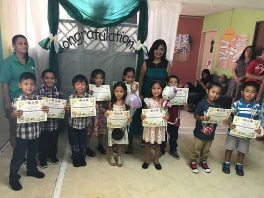 The Young Learner Center held a Promotional Ceremony