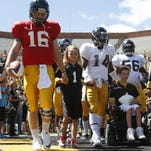 Beathard: Iowa's offense 'can be great'