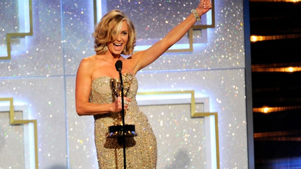 AP 41ST ANNUAL DAYTIME EMMY AWARDS - SHOW A ENT USA CA
