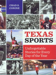 """""""Texas Sports: Unforgettable Stories for Every Day"""